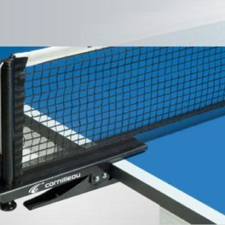 Poteaux filets tennis de table cornilleau noir