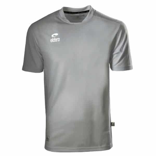 maillot gris eldera manches courtes