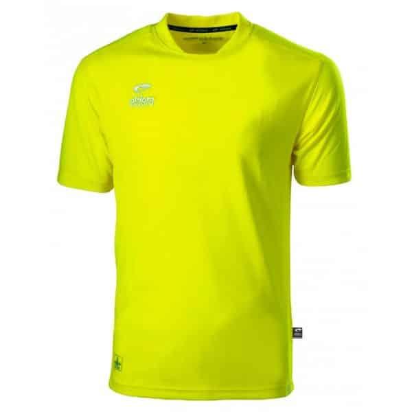 maillot jaune eldera manches courtes