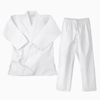 kimono complet judo. Veste et pantalon