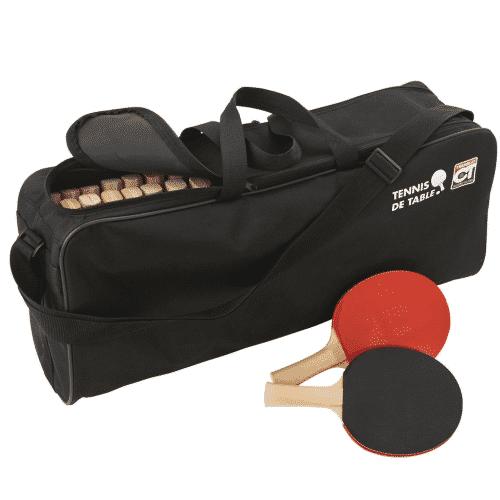 Sac transport raquettes tennis de table as equipement - Raquettes de tennis de table ...