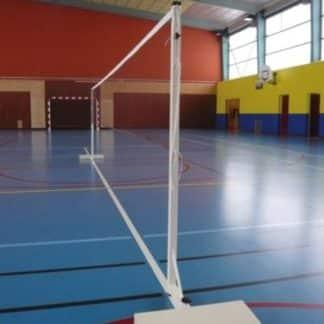 Poteaux et Filets de Badminton
