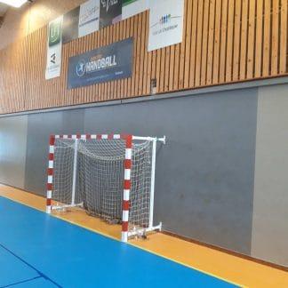 Buts handball rabattables