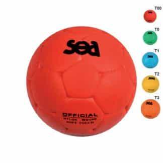 Ballon de handball scolaire cellulaire