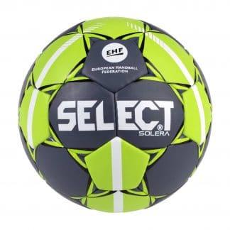 Ballon de handball Select solera vert