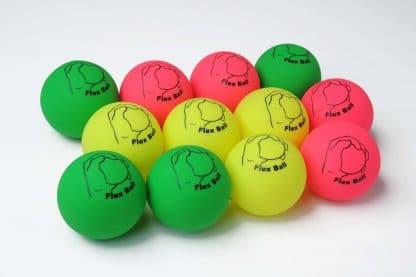 Balle de base ball Flexball