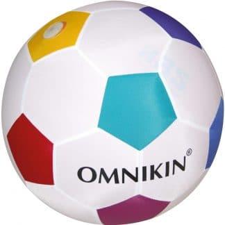 ballon de foot OMNIKIN spécial tissu