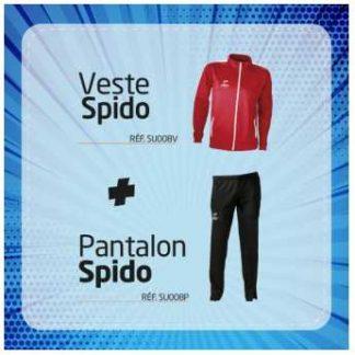 pantalon+ veste spido