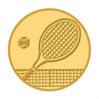médaille dorée pour le tennis