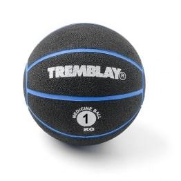 medecine ball noire tremblay