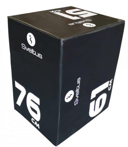 Plyobox soft Sveltus 3 en 1