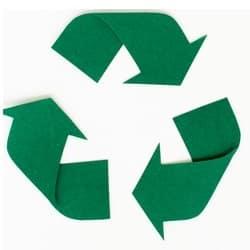 Matériaux recylés