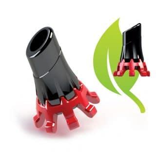 2 crossover vert et rouge