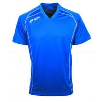 t-shirt pour le sport bleu de marque eldera