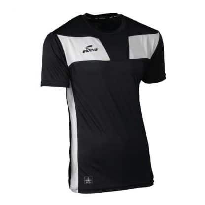 T-shirt noir et blanc
